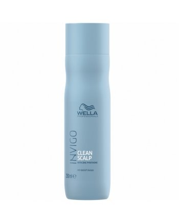 Wella INVIGO Balance Clean Scalp - Шампунь против перхоти 250 мл - hairs-russia.ru